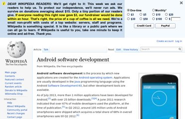 http://en.wikipedia.org/wiki/Android_software_development