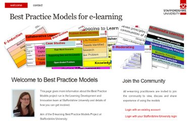 http://learning.staffs.ac.uk/bestpracticemodels/