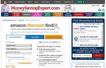 http://www.moneysavingexpert.com/shopping/cheap-amazon-loopholes#tool_anchor