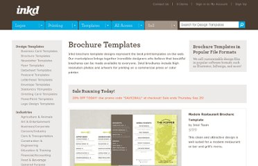 http://inkd.com/brochure-templates-designs