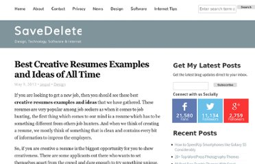http://savedelete.com/100-most-creative-example-resumes-of-all-time.html