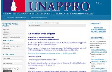 http://www.unappro.fr/index.php?option=com_content&view=article&id=72:la-location-avec-skipper&catid=40:en-chantier&Itemid=54