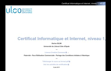 http://c2i.univ-littoral.fr/ressources2010/co/C2i1_web.html