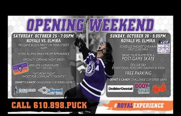 http://www.royalshockey.com/tickets/Fundraising.asp