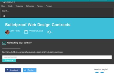 http://www.sitepoint.com/bulletproof-web-design-contract/