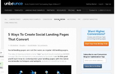 http://unbounce.com/social-media/how-to-create-social-landing-pages/