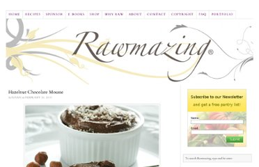 http://www.rawmazing.com/hazelnut-chocolate-mousse/