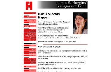 http://www.jamesshuggins.com/h/hum1/how_accidents_happen.htm