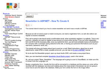 http://www.beansoftware.com/ASP.NET-Tutorials/Newsletter-Send-Mass-Emails.aspx
