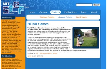 http://education.mit.edu/projects/mitar-games