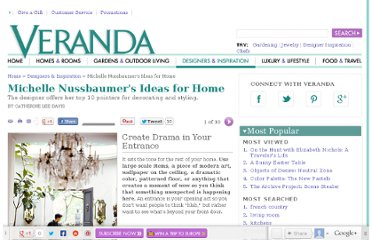 http://www.veranda.com/designers-ideas/designer-michelle-nussbaumer-decorating-ideas