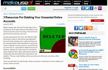 http://www.makeuseof.com/tag/3-resources-deleting-unwanted-online-accounts/