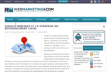 http://www.webmarketing-com.com/2011/06/23/9984-google-adresses-et-la-strategie-du-referencement-local