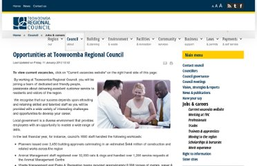 http://www.toowoombarc.qld.gov.au/about-council/jobs-and-careers/current-vacancies.html