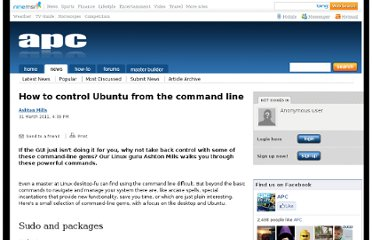 http://apcmag.com/how-to-control-ubuntu-from-the-command-line.htm