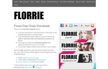 http://florrie.com/free-music-downloads/