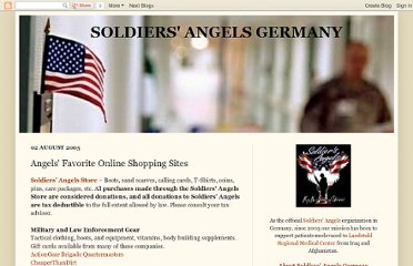 http://soldiersangelsgermany.blogspot.com/2005/08/angels-favorite-online-shopping-sites.html