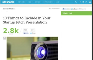 http://mashable.com/2011/06/24/startup-pitch-presentation/