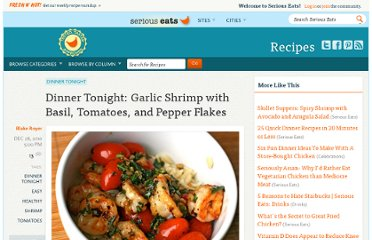 http://www.seriouseats.com/recipes/2010/12/dinner-tonight-garlic-shrimp-with-basil-tomatoes.html
