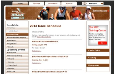 http://www.msctriathlon.com/ms/events/race_schedule.cfm