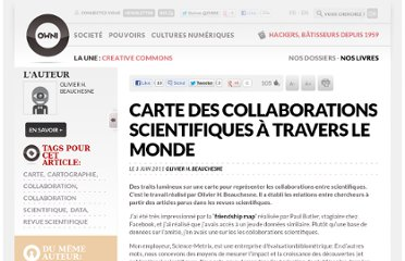 http://owni.fr/2011/06/03/la-carte-des-collaborations-scientifiques-a-travers-le-monde/