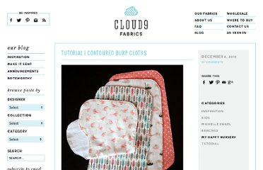 http://cloud9fabrics.blogspot.com/2010/12/tutorial-contoured-burp-cloths.html