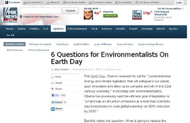 http://www.foxnews.com/opinion/2010/04/22/alex-epstein-earth-day-obama-green-energy-nuclear-energy-solar-power/