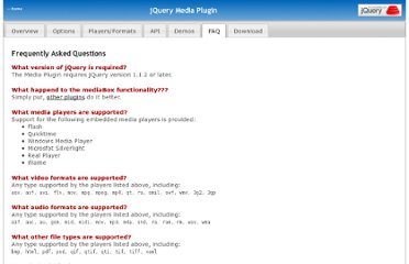http://jquery.malsup.com/media/#faq