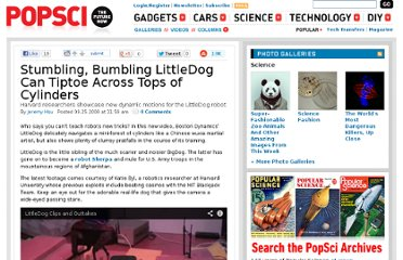 http://www.popsci.com/scitech/article/2009-09/stumbling-bumbling-littledog-still-tiptoes-across-tops-cylinders-0