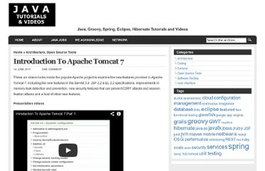 http://www.java-tv.com/2011/06/14/introduction-to-apache-tomcat-7/