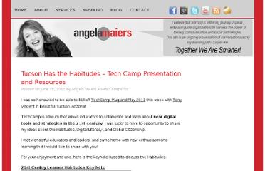 http://www.angelamaiers.com/2011/06/tucson-has-the-habitudes-tech-camp-presentation-and-resources.html