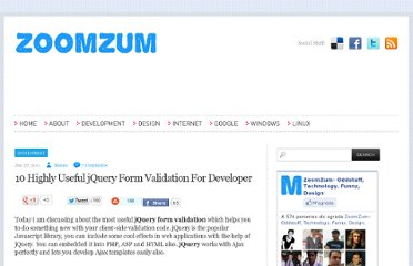 http://zoomzum.com/useful-jquery-form-validation/