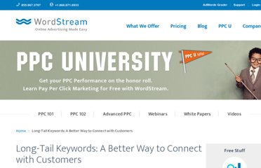 http://www.wordstream.com/long-tail-keywords