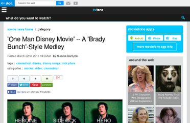 http://blog.moviefone.com/2011/03/22/one-man-disney-movie/