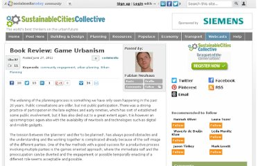 http://sustainablecitiescollective.com/urbantick/26501/book-game-urbanism