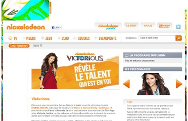 http://www.nickelodeon.fr/tv/emission/victorious/