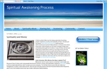 http://www.spiritualawakeningprocess.com/2011/04/spirituality-and-money.html