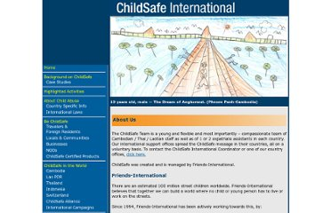 http://www.childsafe-international.org/AboutUs.asp