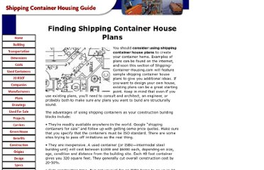 http://www.shipping-container-housing.com/shipping-container-house-plans.html