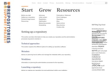 http://www.rsp.ac.uk/start/setting-up-a-repository/
