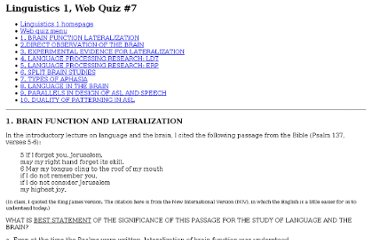 http://www.linguistics.ucla.edu/people/schuh/lx001/Web_Quizzes/Quiz_07/07web.html#_0707