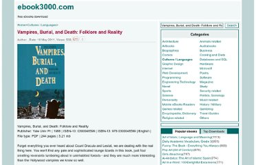 http://ebook3000.com/Vampires--Burial--and-Death--Folklore-and-Reality_136033.html