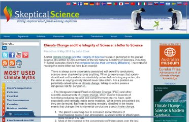 http://www.skepticalscience.com/Climate-Change-and-the-Integrity-of-Science-a-letter-to-Science.html