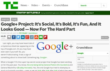 http://techcrunch.com/2011/06/28/google-plus/