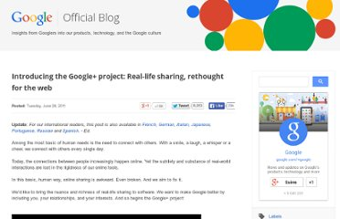 http://googleblog.blogspot.com/2011/06/introducing-google-project-real-life.html