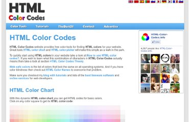 http://html-color-codes.info/#Html_Color_Code_Chart