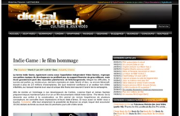 http://www.digitalgames.fr/2011/06/21/indie-game-le-film-hommage/