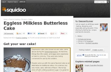 http://www.squidoo.com/eggless-milkless-butterless-cake
