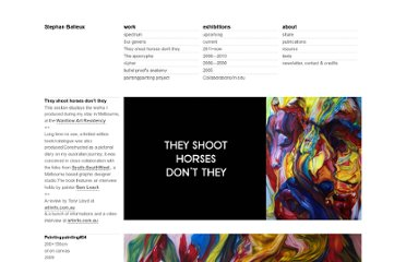 http://www.stephan-balleux.com/work/they-shoot-horses-dont-they