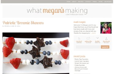 http://www.whatmegansmaking.com/2011/06/patriotic-brownie-skewers.html